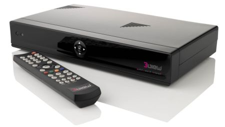 3view Freeview HD Box