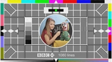 BBC HD Testcard