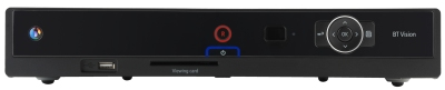 BT Vision V+ Box in Black
