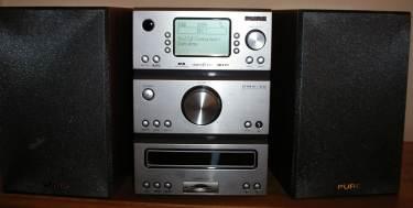DMX-50 Hi-Fi micro system
