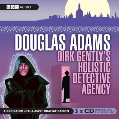 Dirk Gently CD Cover