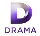 Drama Channel Logo