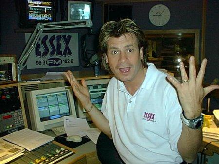 Essex FM's Martin Day