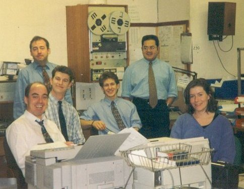 Newsroom 1995