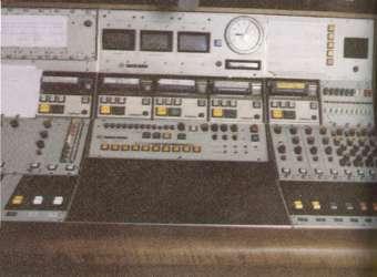 Studio 1's Tweed mixer