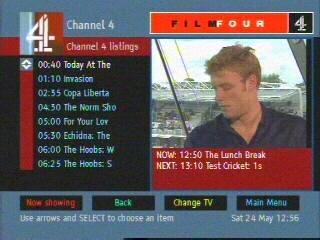 Freeview - The Free UK Digital TV Service | Radio & Telly UK