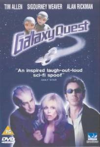 GalaxyQuest DVD Cover