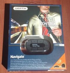 Griffin Navigate - Packacking box