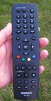 Humax remote