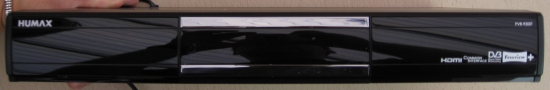 The front of the Humax PVR