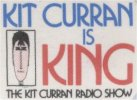 Kit Curran Is King badge