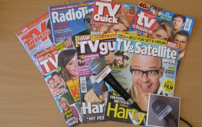 TV Listings Magazines