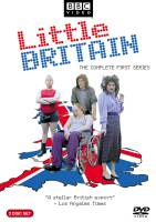 Little Britain DVD