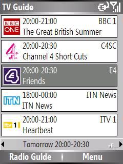 Lobster TV EPG