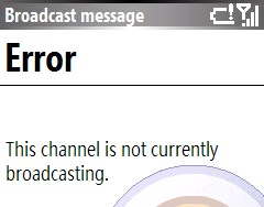 Lobster 700TV ceased