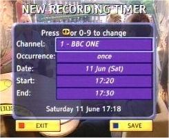 iPlayer Record