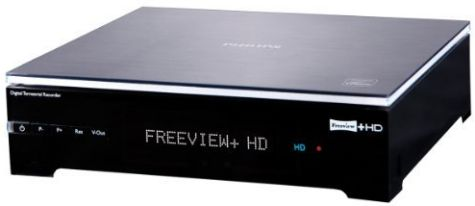 Philips HDT 8520 Freeview HD Set-top Box