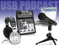 USB Podcast Kit