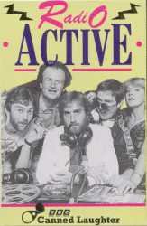 Radio Active Canned Laughter cassette
