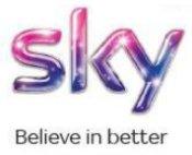 Sky Xmas Logo