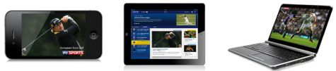 Sky Go Devices