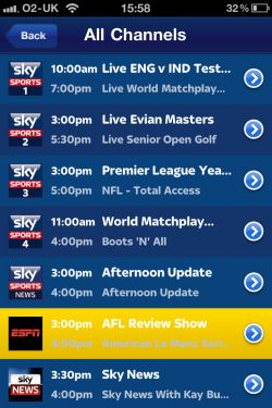 Sky Go Review - TV On-demand and On The Move | Radio & Telly UK