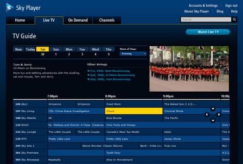 Sky player unofficial guide radio telly uk - Can you watch sky box office on sky go ...