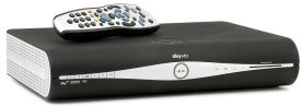 Sky+ HD Satellite TV box
