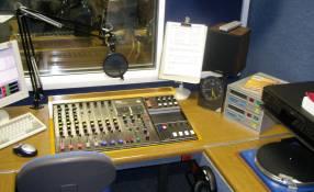 Today's Thameside studio