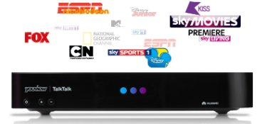 TalkTalk's YouView Box - available for free with TalkTalk Broadband