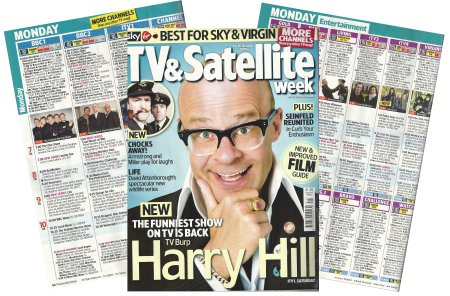 TV & Satellite Week
