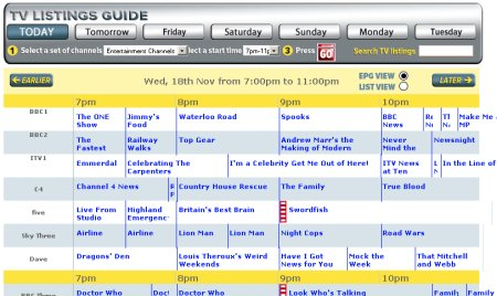 Radio Times - TV and Radio listings, On Demand TV guide ...