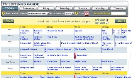 Radio Times - TV and Radio listings, On Demand TV guide ...