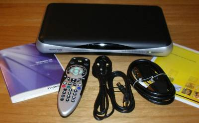 Top Up TV Anytime box contents