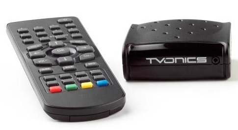 TVonics with remote