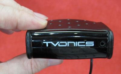 Front of TVonics MFR200