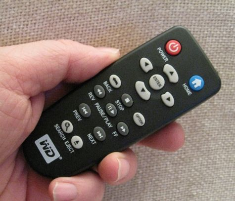 WD TV HD Remote Control
