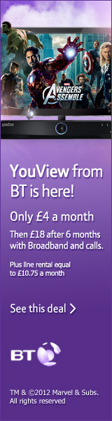 YouView from BT
