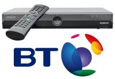 YouView box from BT